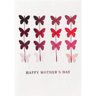 "Muttertagskarte ""Happy Mother s day"""