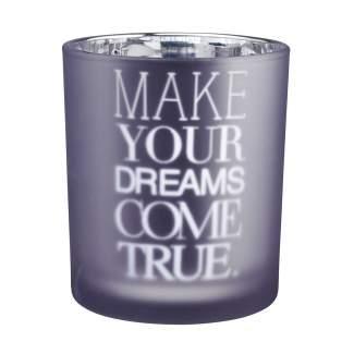 "Glanzlicht, groß ""Make your dreams..."""