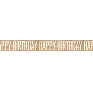 """Geschenk-Klebeband """"Happy Birthday"""""""