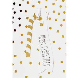 "Winterwald Karte ""Merry Christmas"""