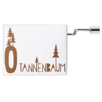 "Poesieorgel ""Oh Tannenbaum"""