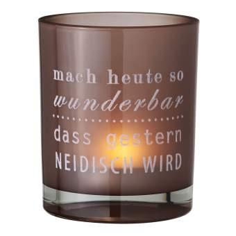 """Poesielicht """"Mach heute so wunderbar"""""""