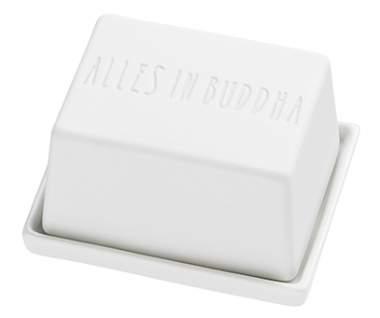 """kleine Butterdose """"Alles in Buddha"""""""