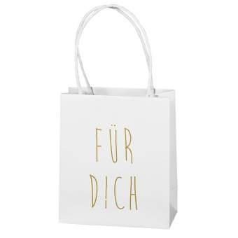 """kleine Geschenktüte """"Für Dich"""""""