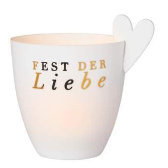 """Poesielicht """"Fest der Liebe"""""""