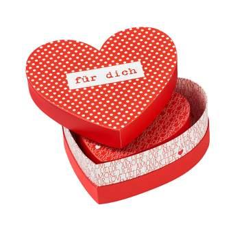 """Herzboxen. Set aus 3 """"Liebe"""""""