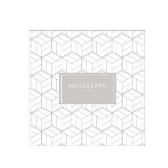 "Cocktail Serviette ""Morgääähn"""
