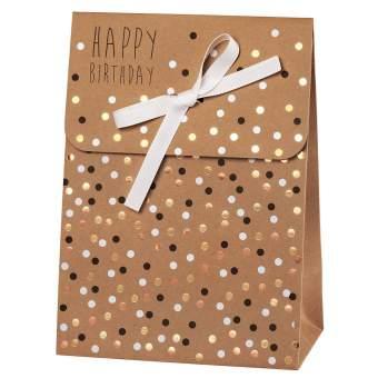 """Geschenktasche """"Happy Birthday"""""""
