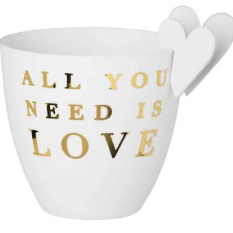 "Poesielicht ""All you need is love"""