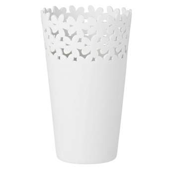 """Weissheiten """"Vase mit Blüten"""""""