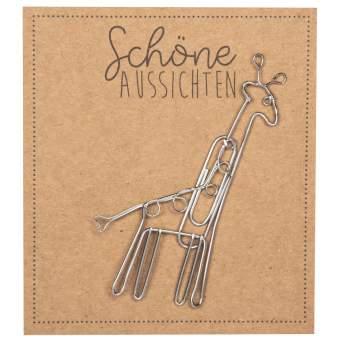 """Tierfreunde """"Giraffe"""""""