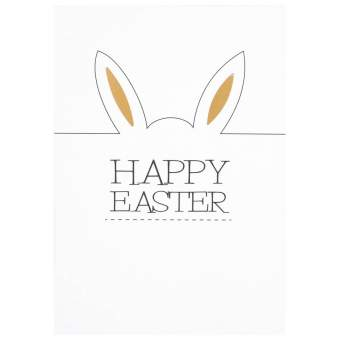 """Oster Postkarte """"Happy Easter"""""""