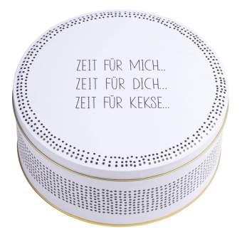 """Keksdose """"Zeit für mich..."""""""
