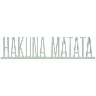 """Wandpoesie """"Hakuna Matata"""""""