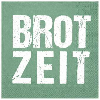 """Servietten """"Brotzeit"""""""
