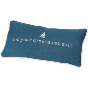 """Meer als Worte. Traumkissen """"Let your dreams"""""""