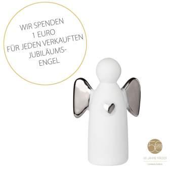 """Jubiläum kleiner Engelbegleiter """"rundlich"""""""