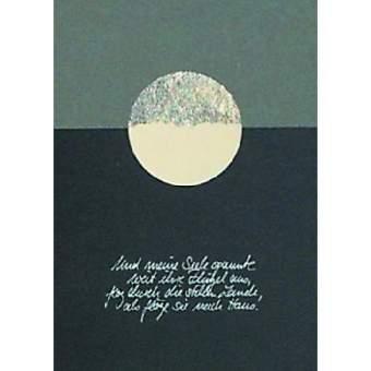 """Trauer Karte """"Und eine Seele..."""""""
