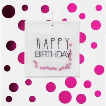 """Streugut Karte """"Happy Birthday"""""""
