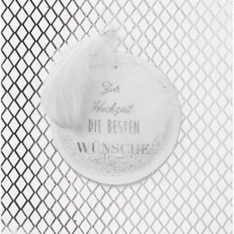 """Streugut Karte """"Zur Hochzeit"""""""