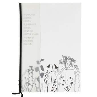"""Trauerkarte """"Menschen, die wir lieben"""""""