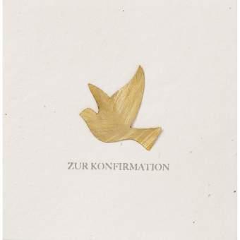 """Festtagskarte """"Konfirmation"""""""