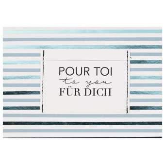 """Geschenkkarte """"Pour Toi"""""""
