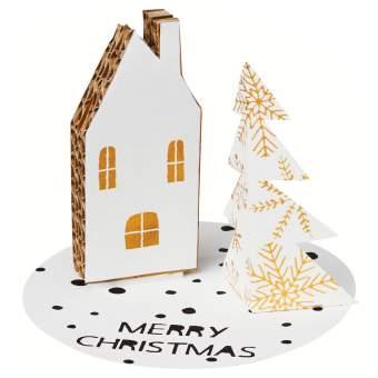"""Weihnachtsbotschaft """"Merry Christmas"""""""