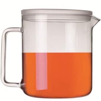 """Teatime. Teekanne """"Teekanne aus Glas"""""""