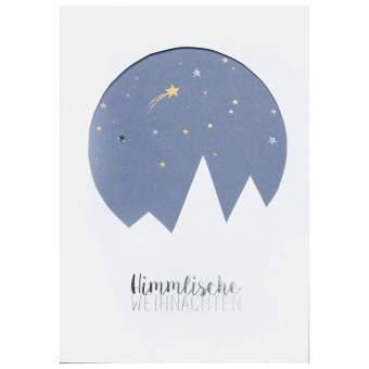 """Kleines Weihnachtsmärchen """"Himmlische Weihnachten"""""""