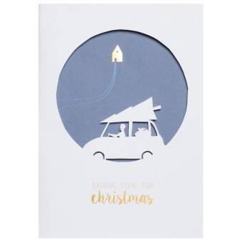 """Kleines Weihnachtsmärchen """"Driving home for Christmas"""""""