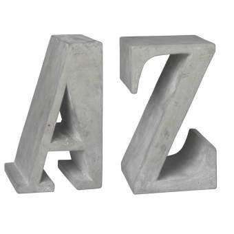 """Buchstützen """"A & Z"""""""