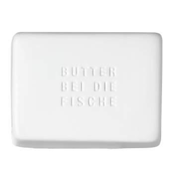 """Butterdose Butter bei die Fische """"Ersatzdeckel groß"""""""