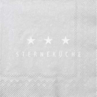 """Sternenzeit. Servietten """"Sterneküche"""""""