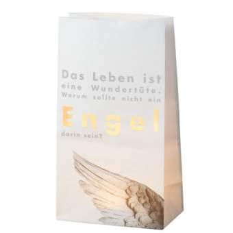 "Lichttüte ""Engel"""