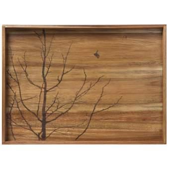 """Großes Tablett """"Baum"""""""