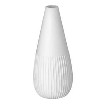 """Zuhause. Kleine Vase """"mit gestreiftem Relief"""""""