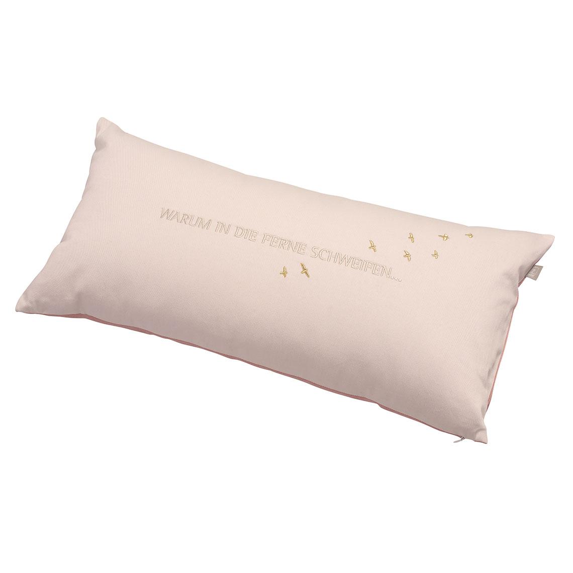 r der online shop kissen warum in die ferne schweifen online kaufen. Black Bedroom Furniture Sets. Home Design Ideas