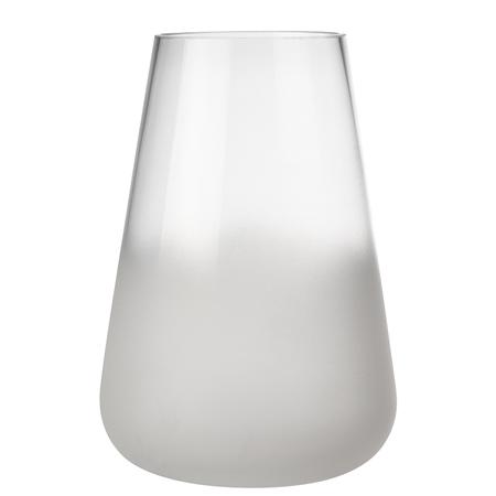 r der online shop poesie glas vase gefrostet gro online kaufen. Black Bedroom Furniture Sets. Home Design Ideas